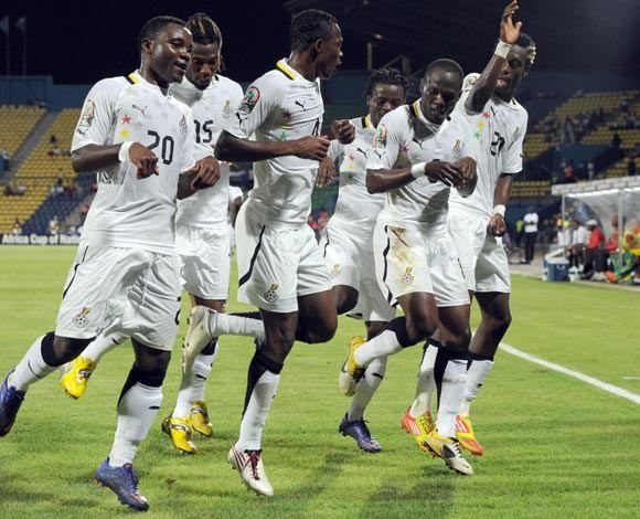 The Ghana national football team, popularly known as the