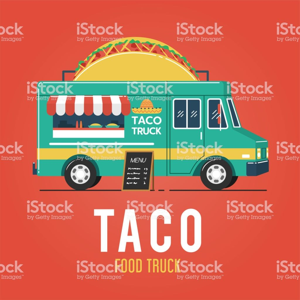 Mexican Food Truck Food Truck Taco Food Truck Free Taco