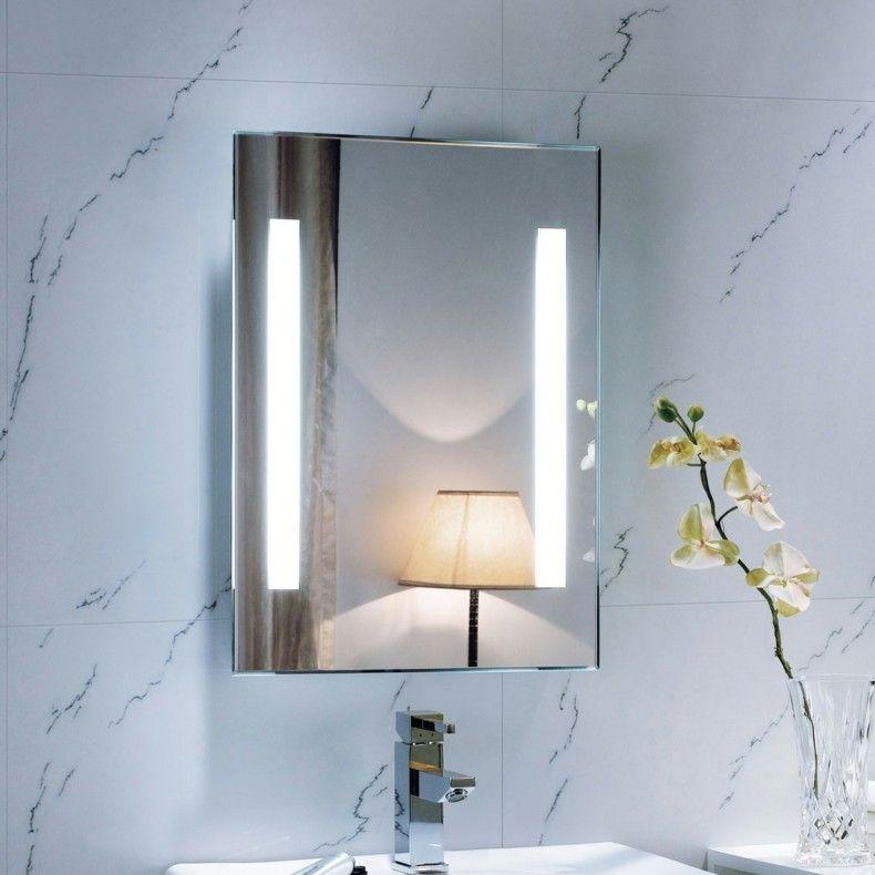 Espejos De Baño Modernos   Espejo Bano Luz Deco Fluorescente Interiores Para Banos