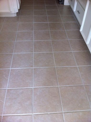 Try Home Depot S Zep Grout Cleaner The Absolute Best Way To Clean Grout 4 Methods Tested 1 Clear Winne Grout Cleaner Grout Cleaning Diy Floor Grout Cleaner