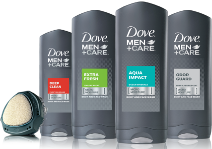 Celebrating Your Family's #RealDadMoments with @Dove Men+Care