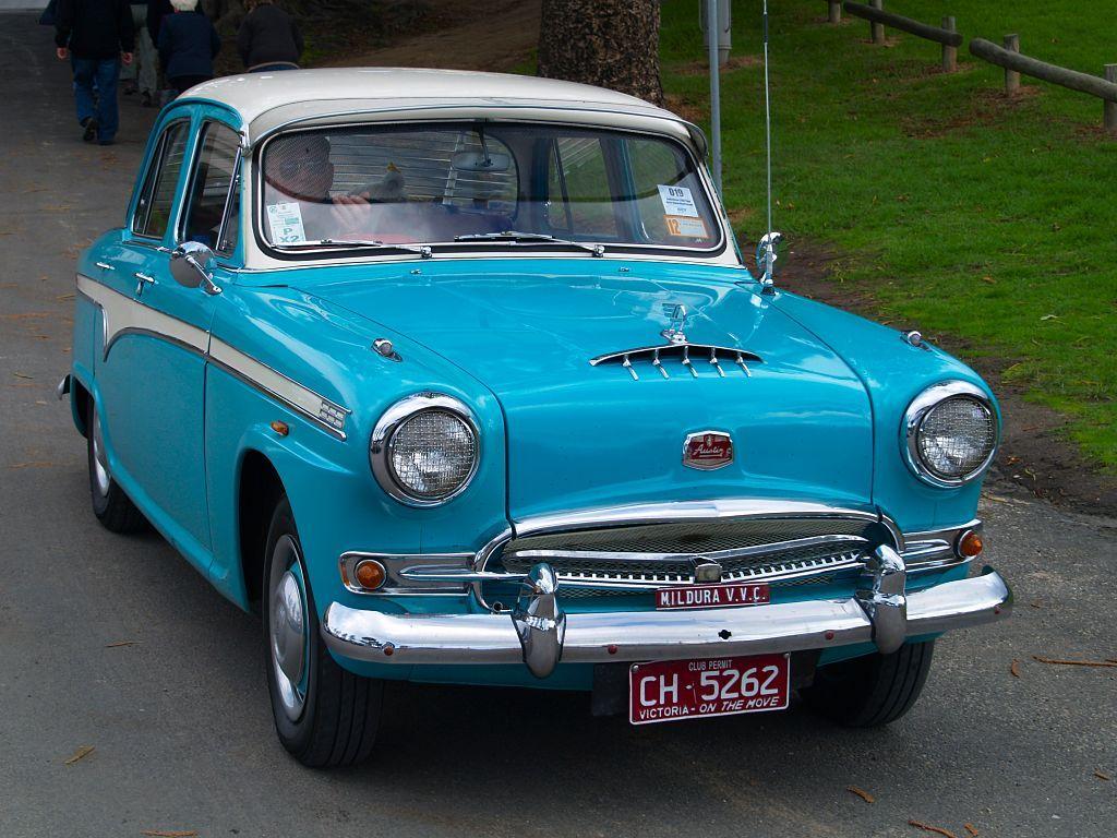 1963 Austin Cambridge Maintenance/restoration of old/vintage ...