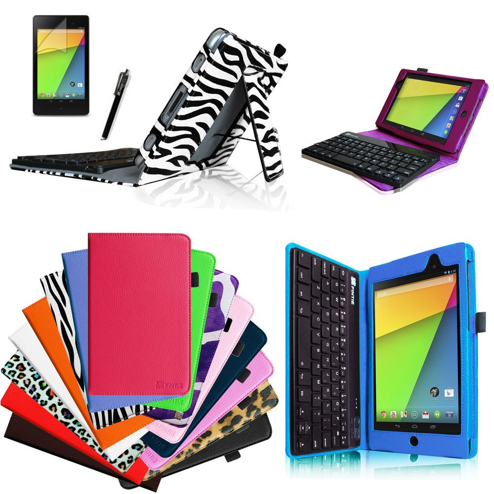 Dell inspiron 23 quot 5348 all in one desktop unboxing youtube - Google Nexus 7 Fhd 2nd Gen 2013 Removable Keyboard Bluetooth Leather Case Cover