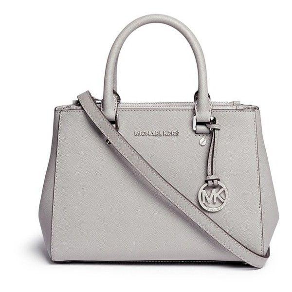 Michael Kors 'Sutton' small saffiano leather satchel (3 665