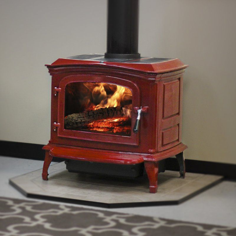 1,200 sq. ft. Direct Vent Wood Stove | Wood stove, Wood burning stove, Gas fireplace