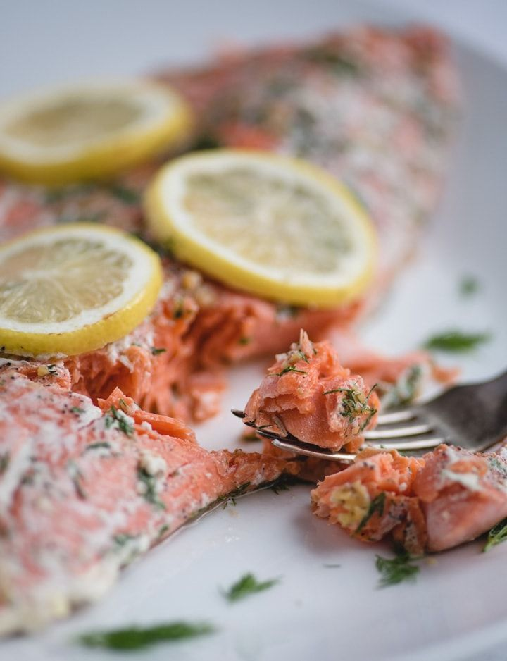 Photo of Lemon Dill Salmon