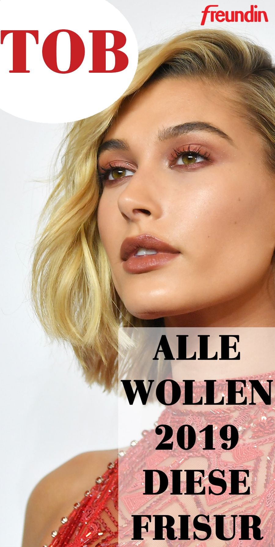 Frisuren Trend 2019 Alle Wollen Den Tob Bob Frisur Gerade Frisuren Frisuren Trend
