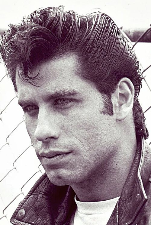 1970's hairstyles men grease