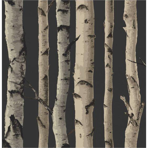 Birch Tree Peel And Stick Wallpaper Amazon Com Birch Tree Wallpaper Birches Wallpaper Tree Wallpaper
