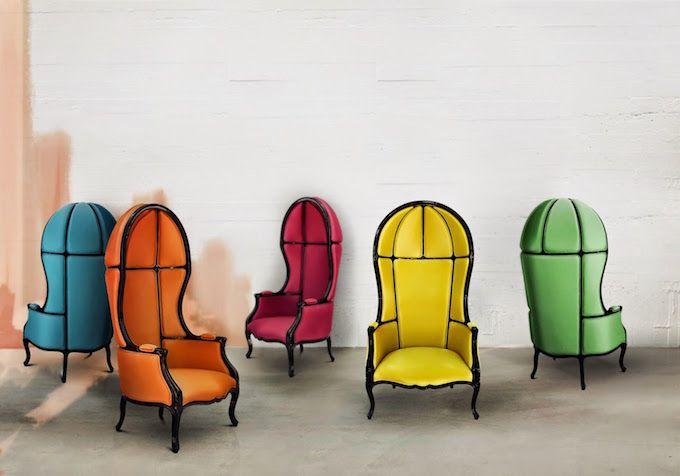Moderne Hochwertige Sessel für ein schönes Wohnzimmer Hotels - schöne bilder fürs wohnzimmer