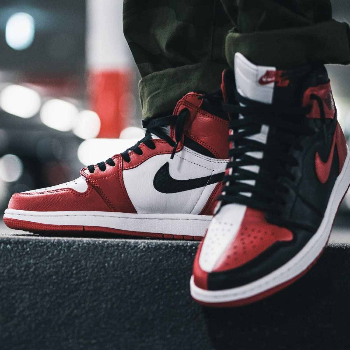 super popular 65ba9 6bfd8 Jordan 1 Retro High Homage To Home in 2019 | For the Feet | Sneakers ...