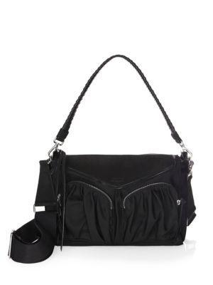 246ae2f941cbc8 MZ WALLACE Thompson Shoulder Bag.  mzwallace  bags  shoulder bags  hand  bags  nylon