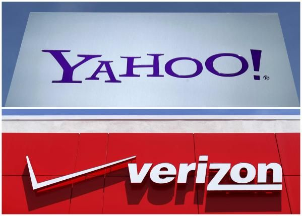 Verizon Communications Inc (VZ.N) said on Monday it would buy Yahoo Inc's (YHOO.O) core internet properties for $4.83 billion in cash to expand its digital advertising and media business, ending a protracted sale process for the fading Web pioneer.