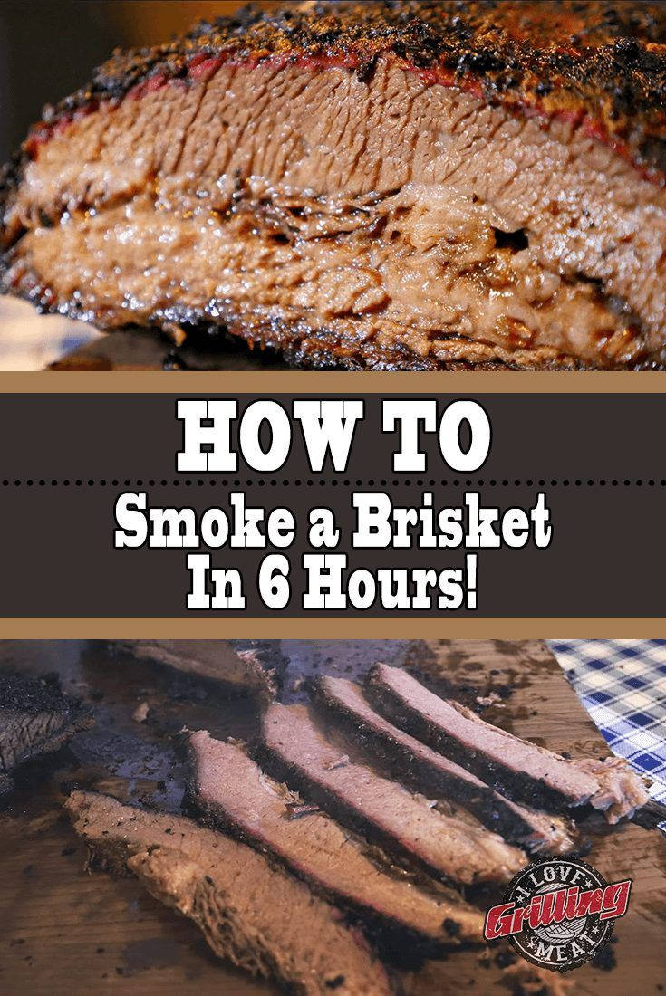 Pin on Smoked Beef Brisket Recipes