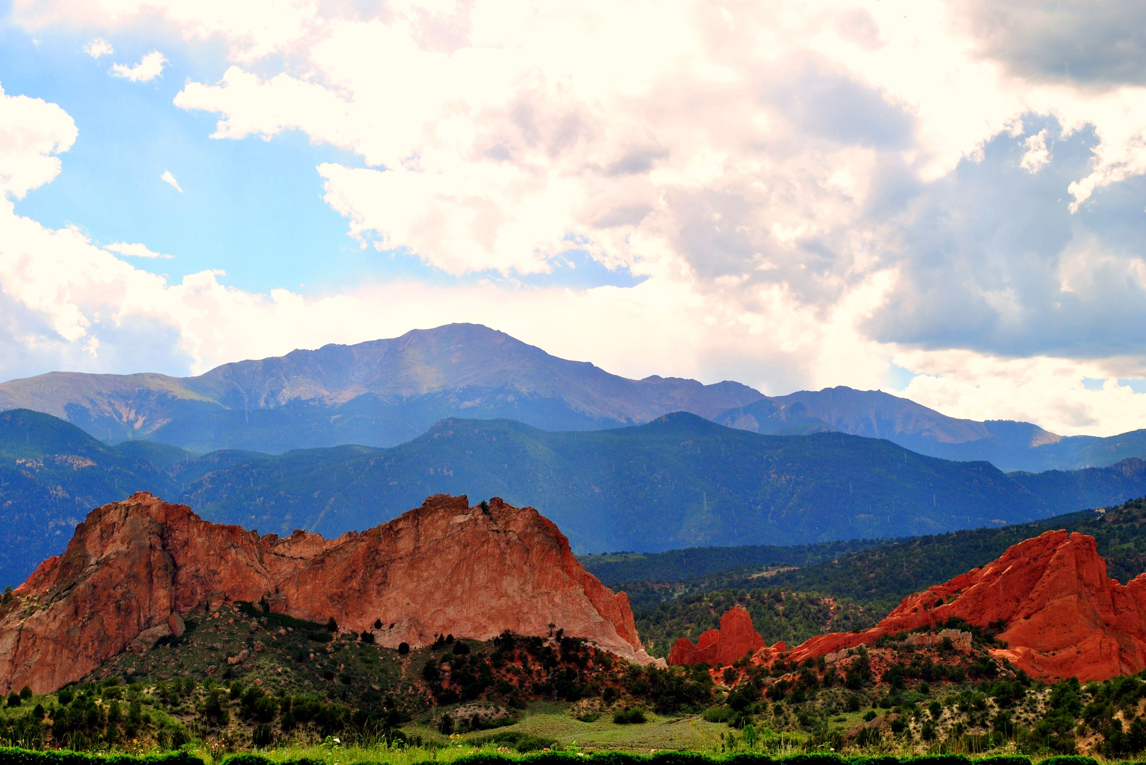 Colorado Springs, Colorado - Our first home as a married couple !