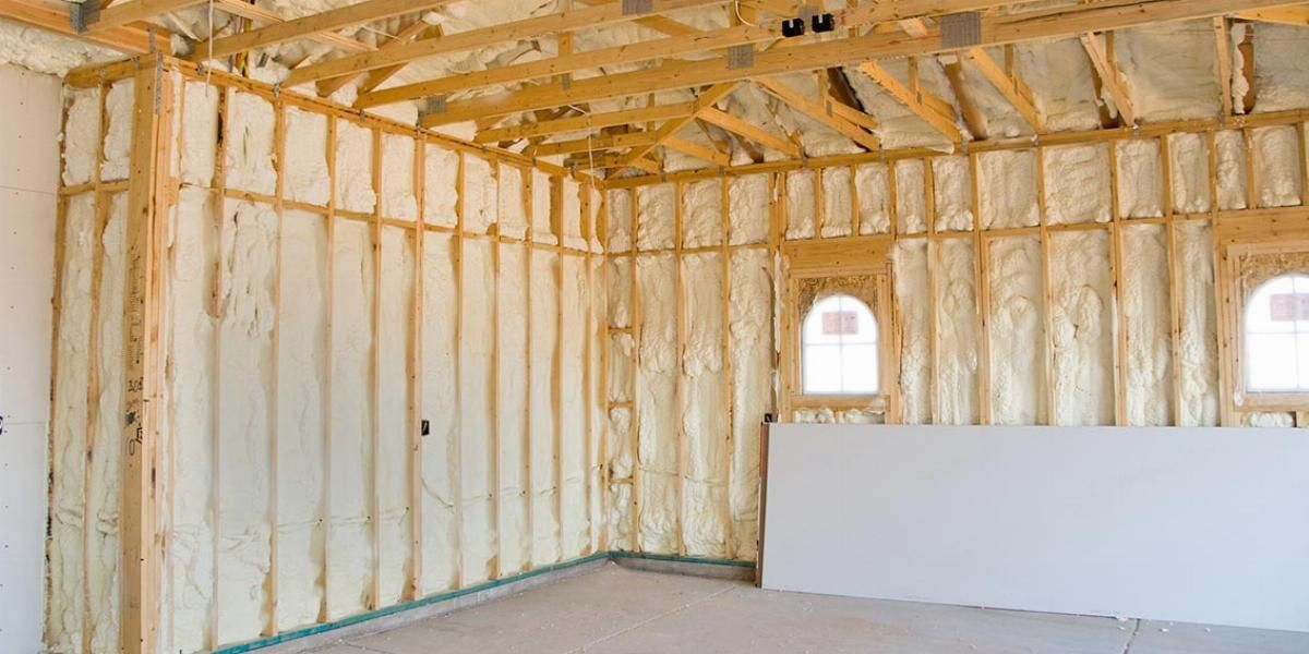 The First Step To Transforming Your Garage Into A New Space Garage Ceiling Insulation Garage Insulation Insulating A Garage