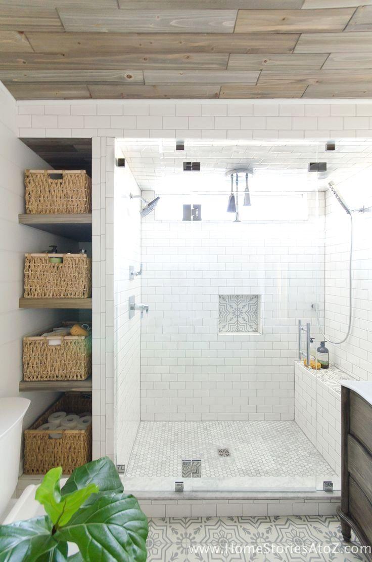 Urban Farmhouse Master Bathroom Remodel Master Bathroom Makeover Farmhouse Master Bathroom Small Bathroom Remodel [ jpg ]