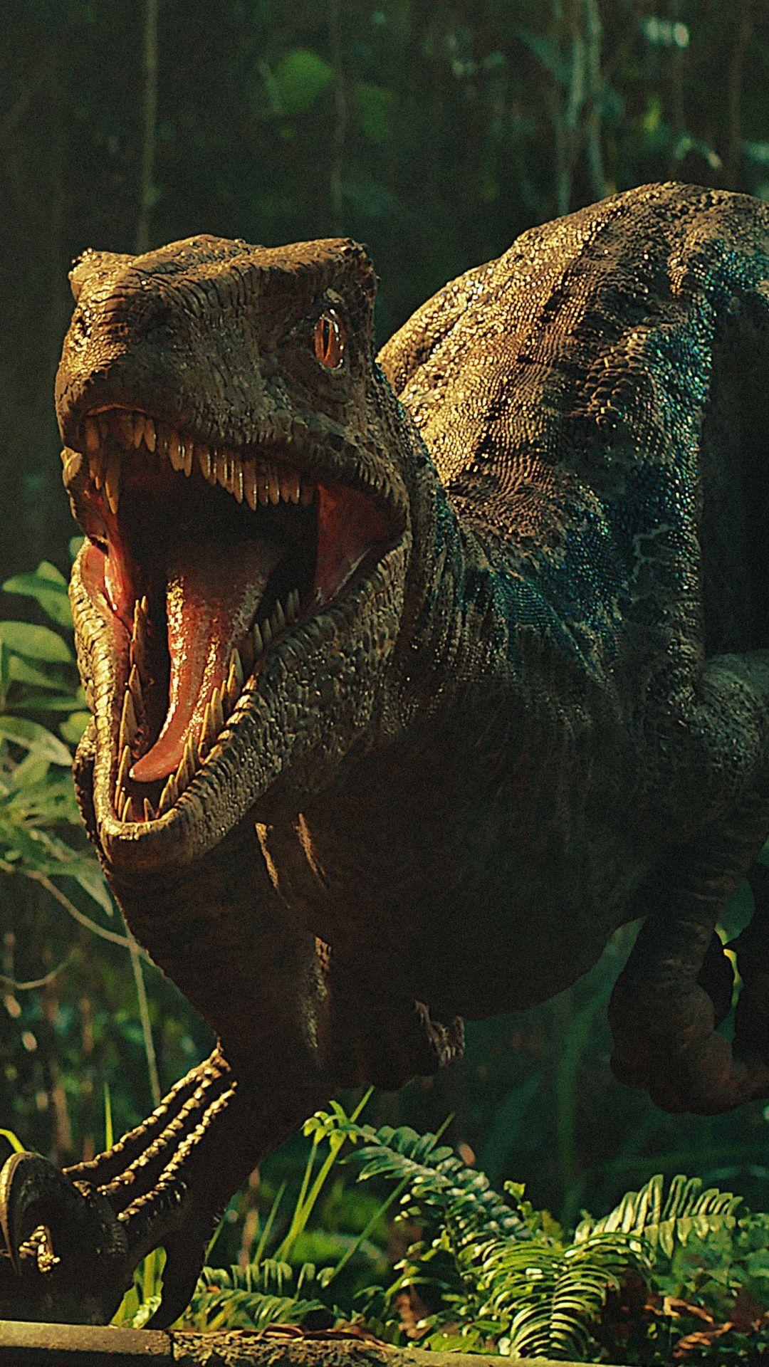 Jurassic World dinosaur Jurassic world wallpaper, Blue