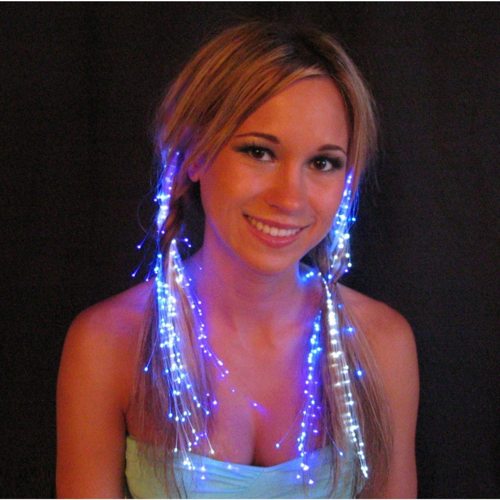 Glowing party hair extensions glo run httpamazon glowing party hair extensions glo run http pmusecretfo Image collections
