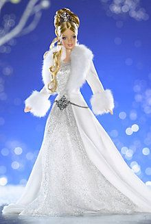 Winter Fantasy™ Barbie® Doll | Barbie Collector