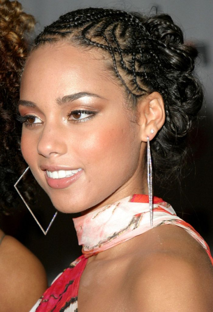 Terrific 1000 Images About Braided Hairstyles For Black Hair On Pinterest Short Hairstyles Gunalazisus