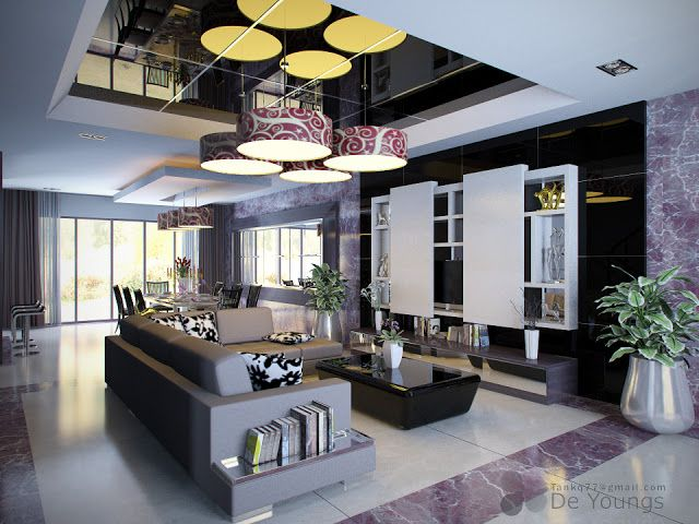 Desain Interior Ruang Keluarga Living Room Design Inspiration Modern Apartment Living Room Living And Dining Room Ideas Modern living room designs 2013