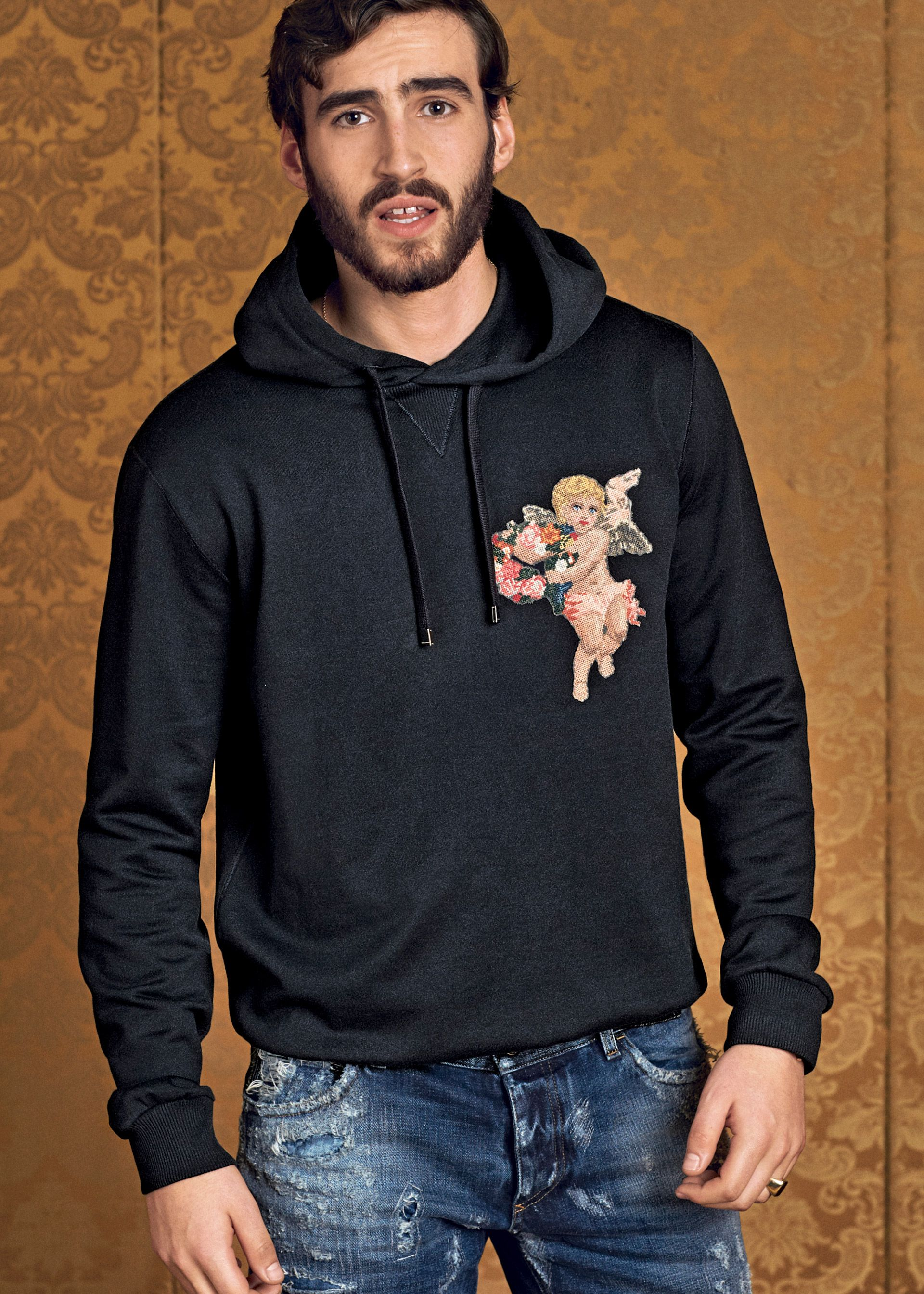 e49ee847ce Discover the new Dolce & Gabbana Men's Romantic Sicily Collection for Fall  Winter 2016 2017 and