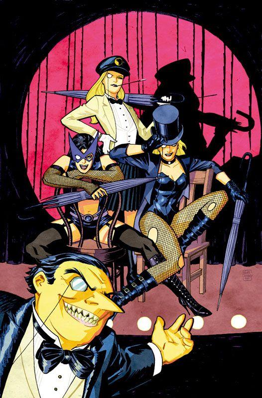 Covers Comics Comic Books Art Birds Of Prey