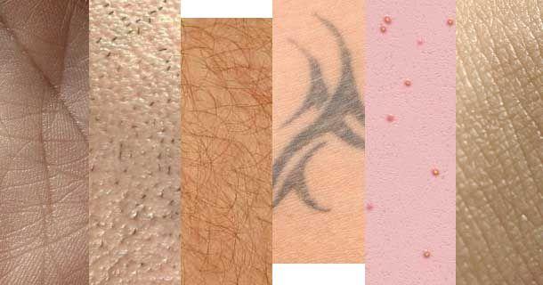 61 Free Human Skin Textures Rockthe3d Skin Textures Human Skin Texture Texture