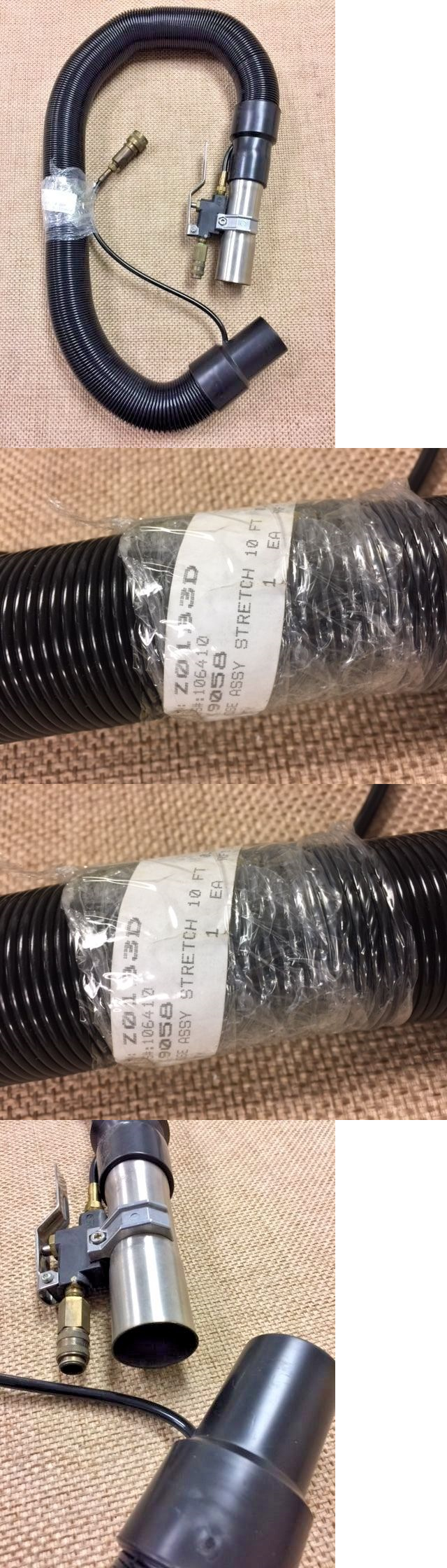 Only stretch hose