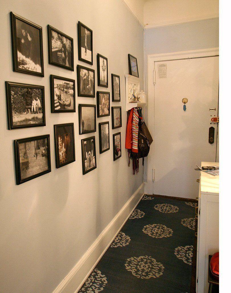 Lauren's First Solo Flight Family photo wall, Carpet