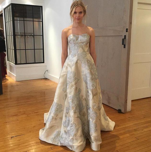 Brokat Materijal Dresses Wedding Dresses Sleeveless Wedding Dress
