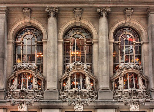 New York Yacht Club Architecture Arquitectura Ciudades