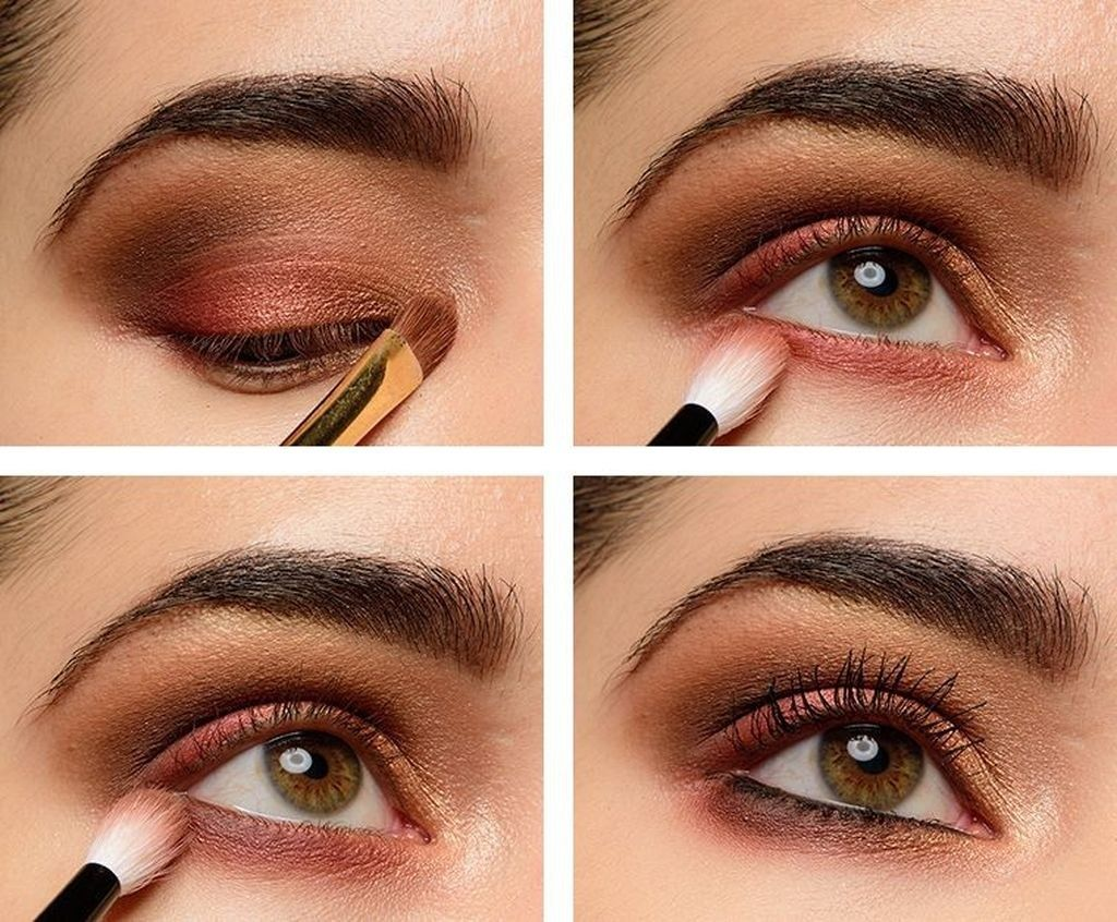37 Latest Smokey Eye Tutorials For Beginners Smokey eye