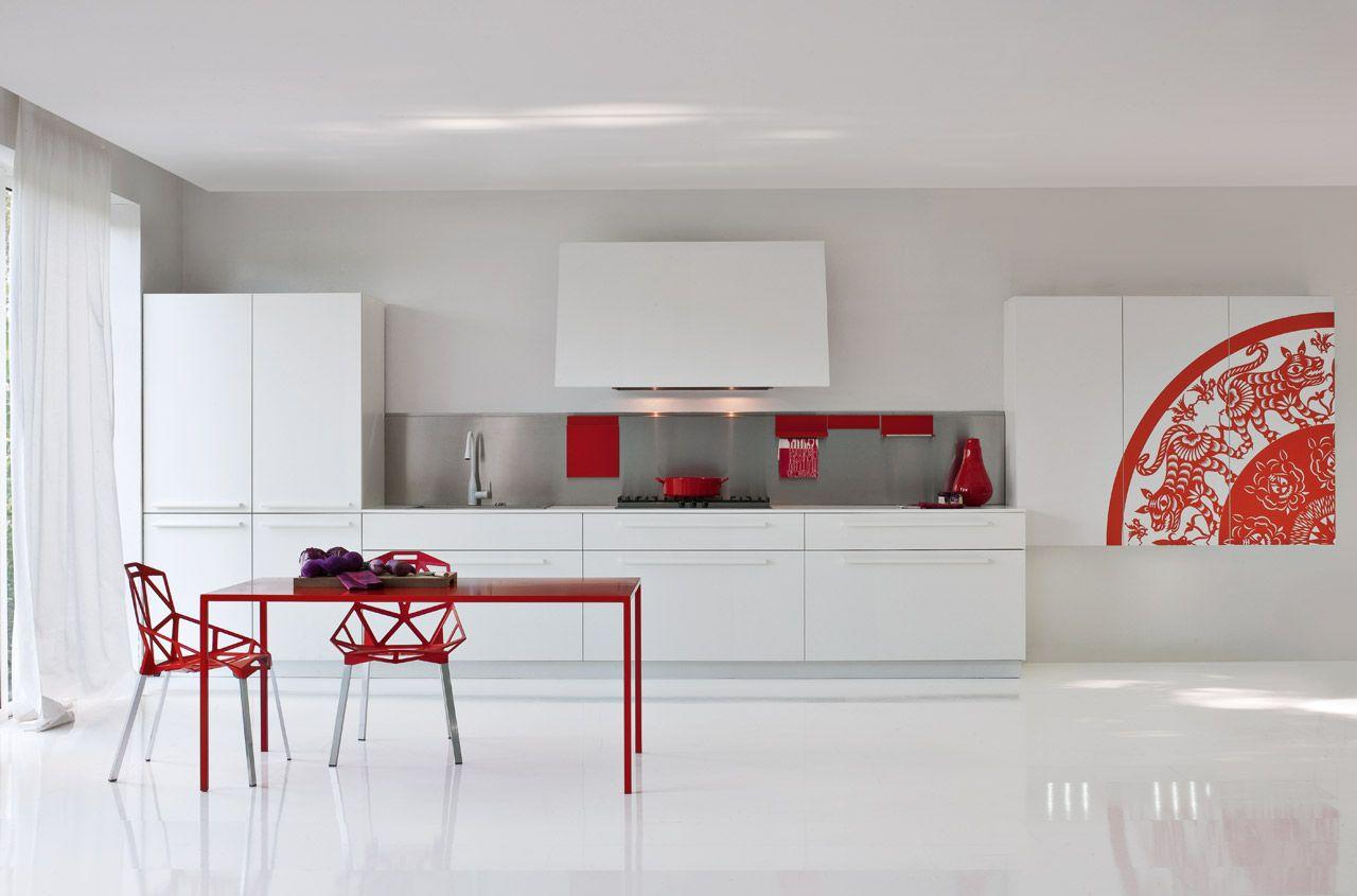 Ispirazioni di cucine moderne e di design | Elmar Cucine ...