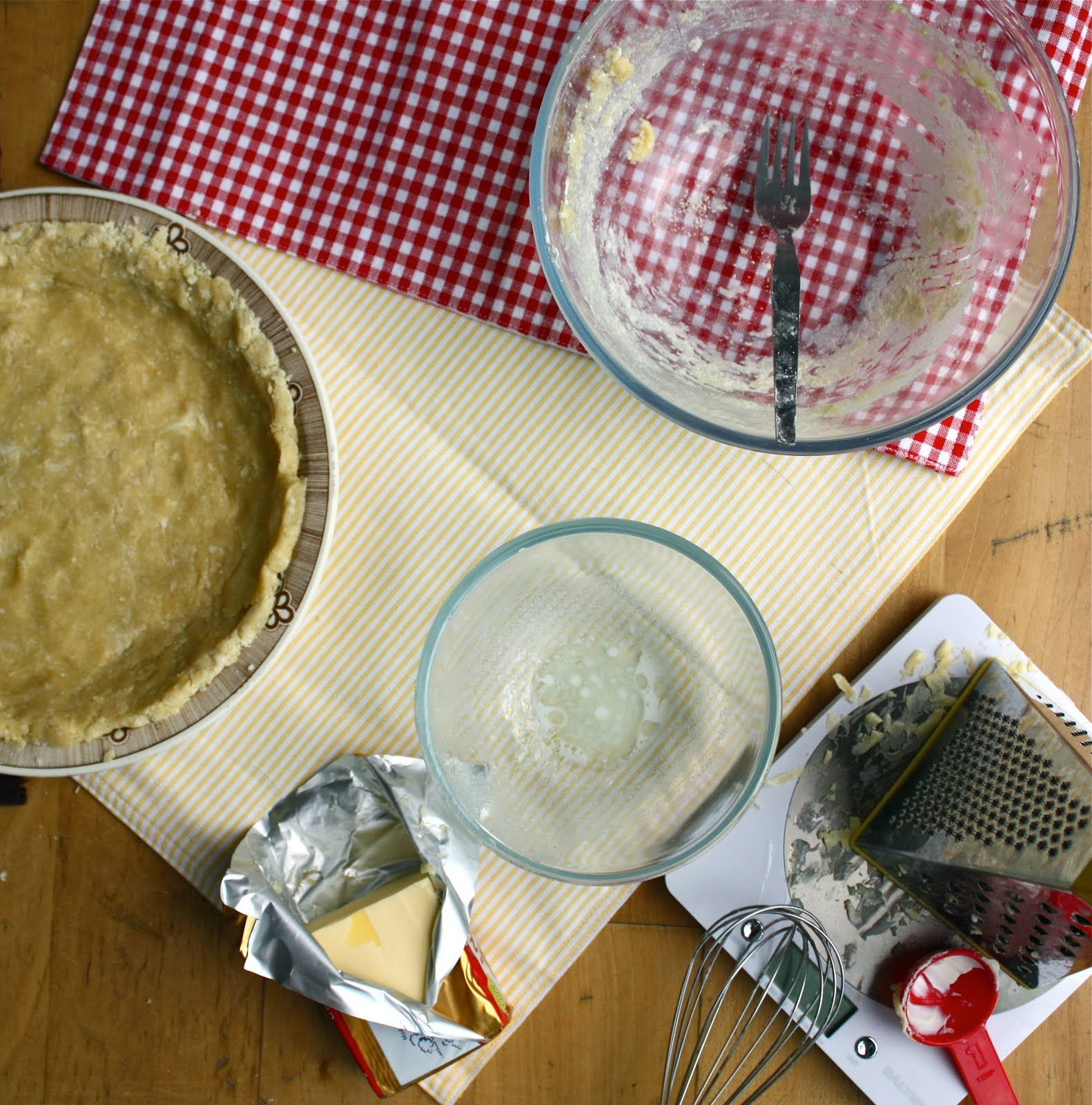 Linzers in London: A Genius Among Us: Joy's No-Roll Pie Crust