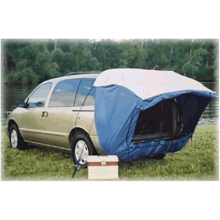 Explorer 2 Mini Van & Sport Utility Vehicle Tent