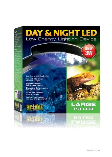 day night led habitat light low