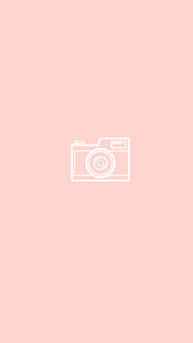 Pink Camera Instagram Story Highlights Template
