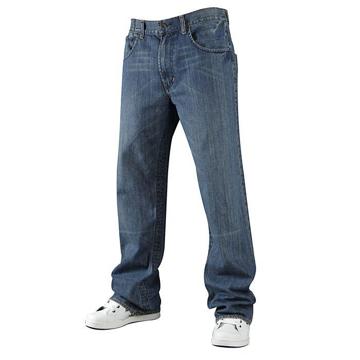 antique and vintage jeans for sale | Fox Duster Jeans Vintage Waschung SALE  - SALE von
