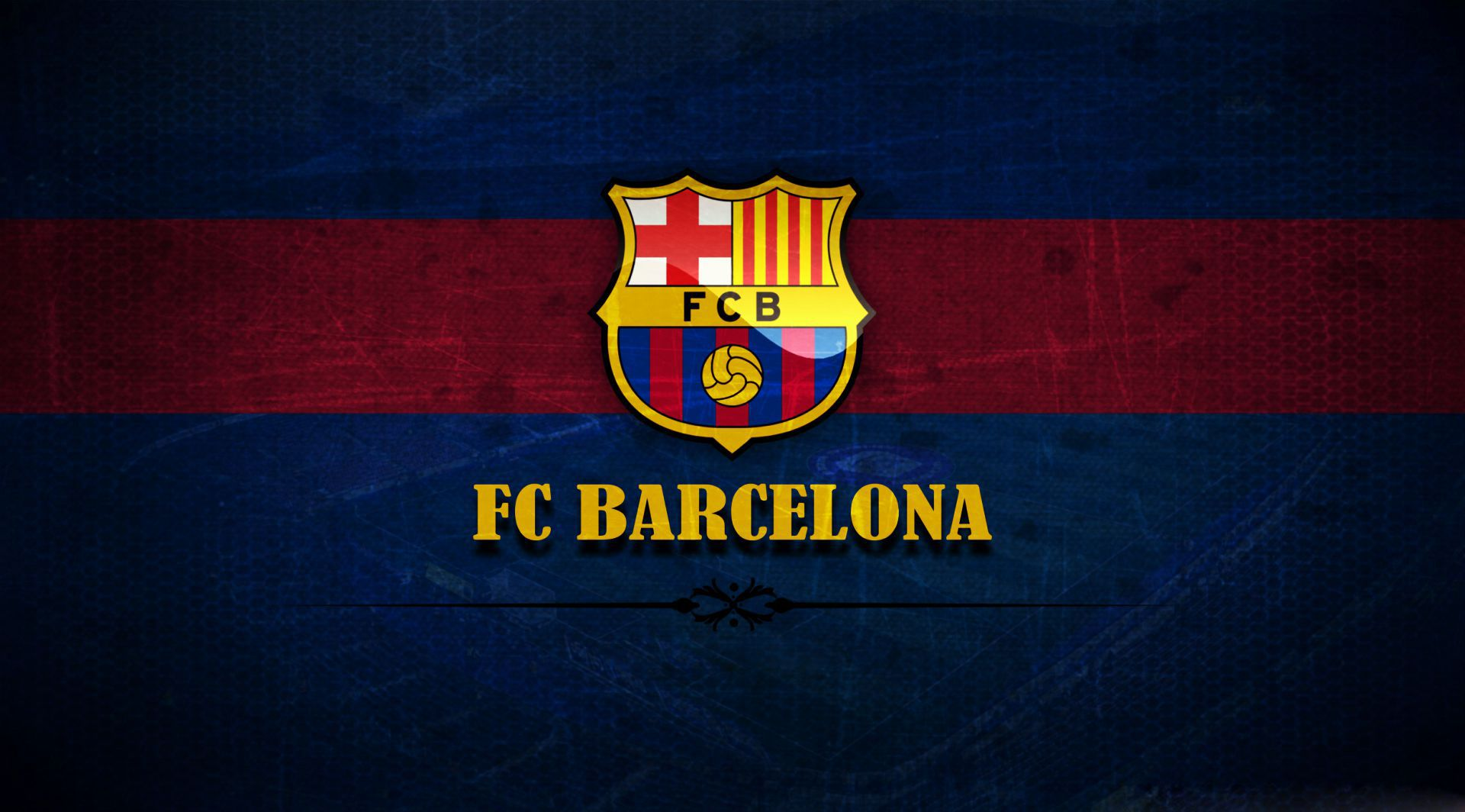 Download Fc Barcelona Logo Background