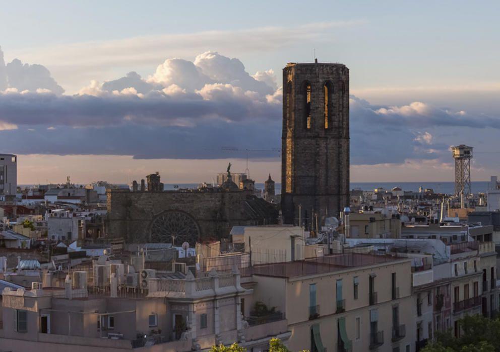 Terraza La Isabela En Barcelona En El Hotel 1898 Hotel