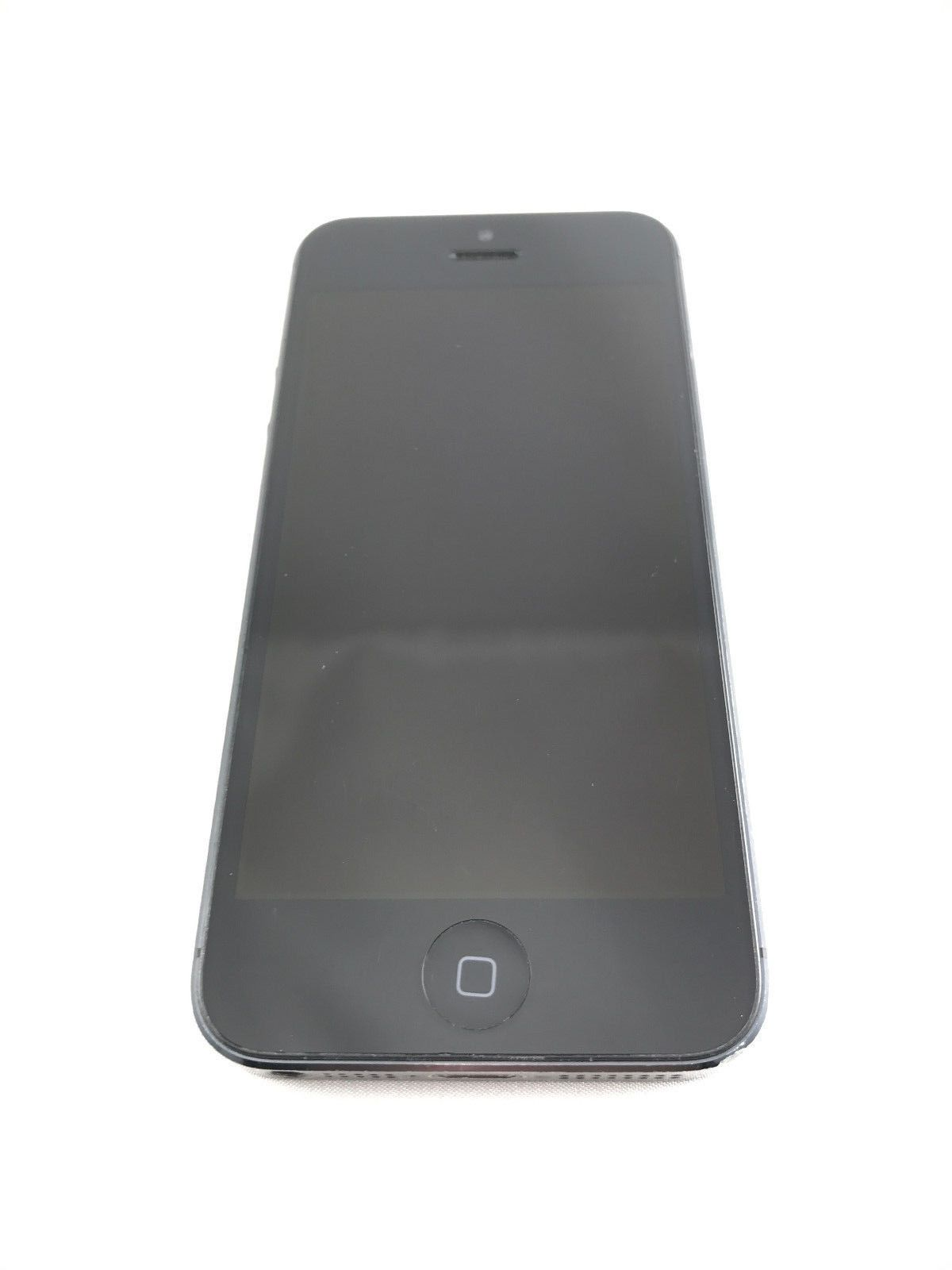 Apple iPhone 5 16GB A1428 at&t FAIR TO GOOD VOL DOWN BUTTON PROBLEM
