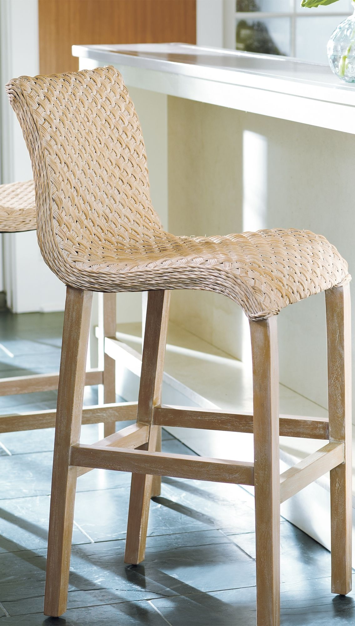 idea ratan designs rattan counter bar modern with table backs stool for height outdoor decor exotic kitchen faux stools wicker