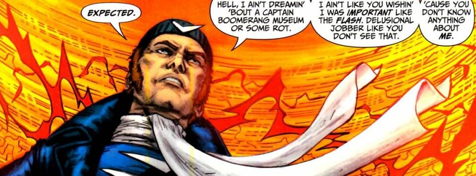 Captain Boomerang Screenshots Images And Pictures Comic