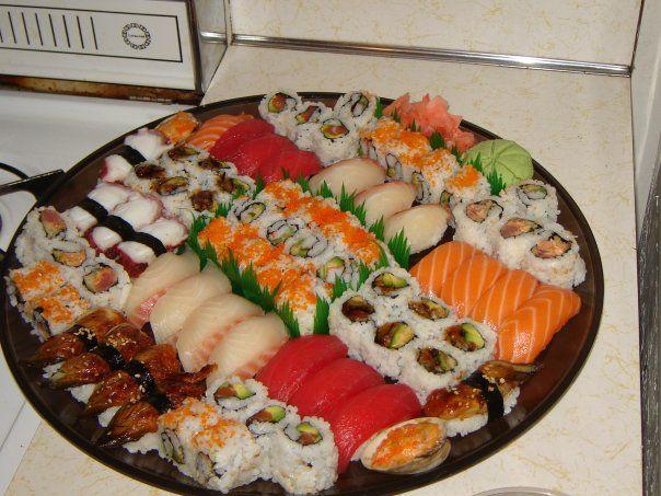 Домашний рецепт суши роллы в домашних условиях 344