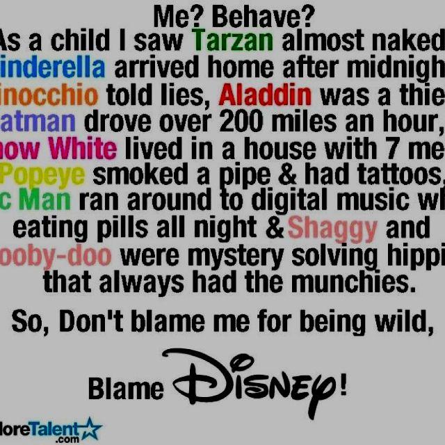 ディズニーが教えてくれたもの