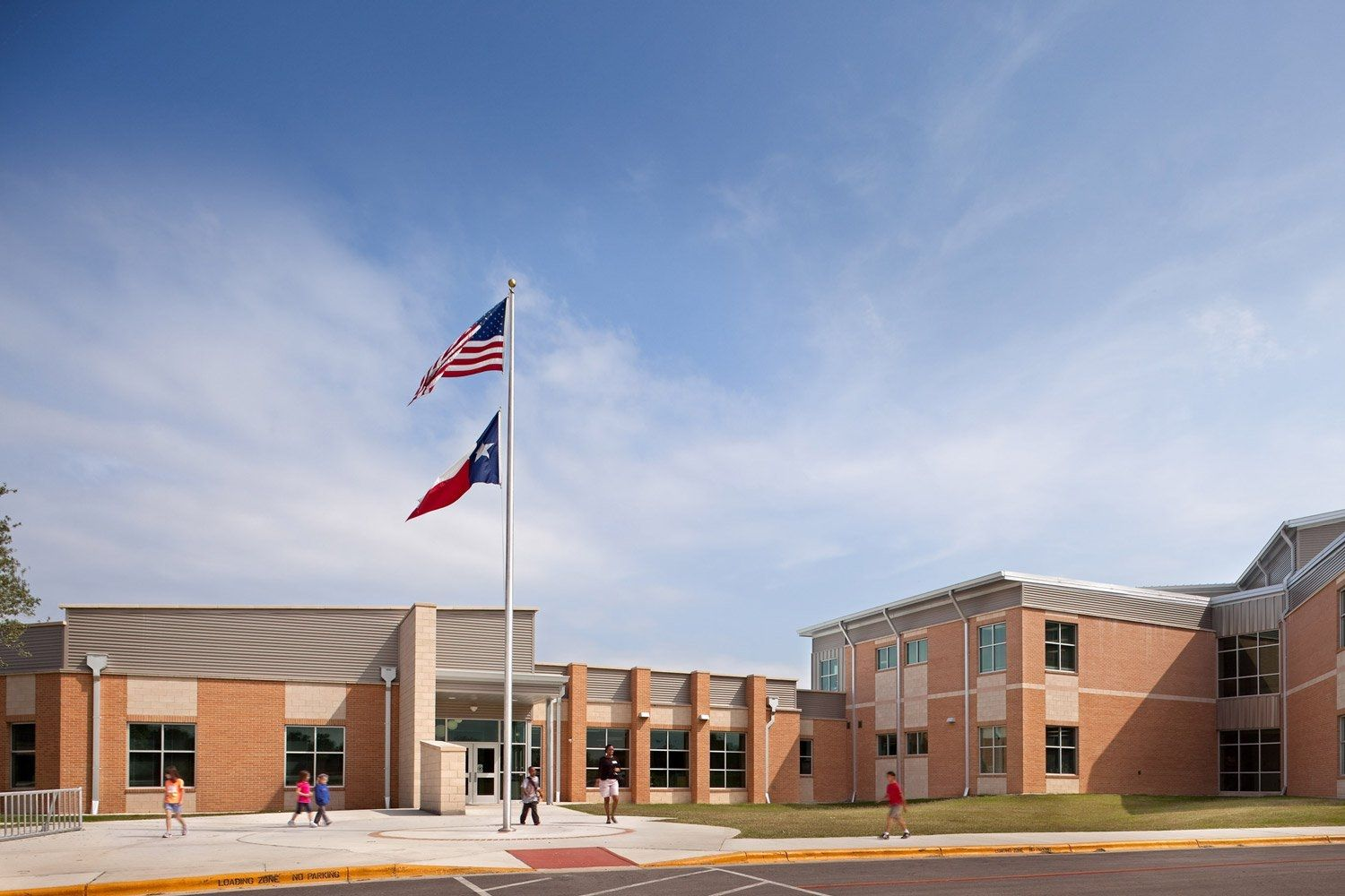 Parkside Elementary School Pfluger Architects