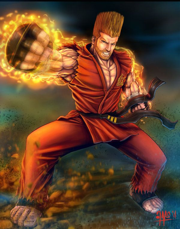 403 Forbidden Tekken Cosplay Martial Arts Games Video Game Fan Art