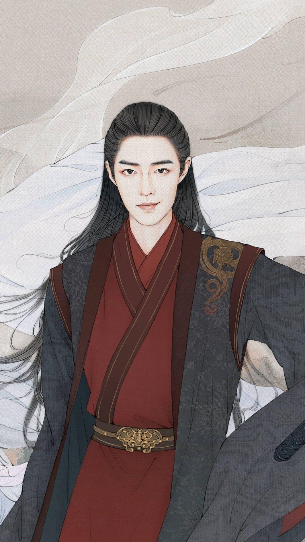 Ghim của xiaoyang102105. trên 博君一肖 anime Diễn viên, Minh